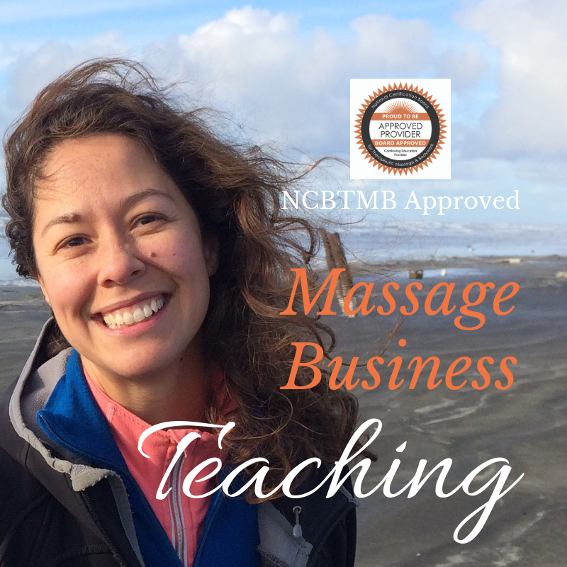 massage business teaching